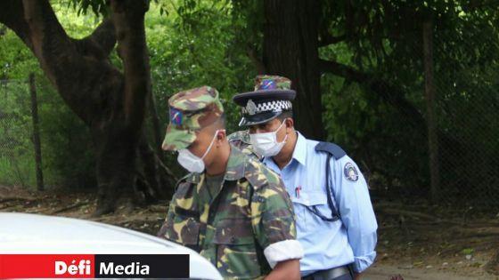 Non-respect du couvre-feu : 11 871 personnes verbalisées à ce jour