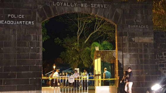 Casernes centrales : un élément de la SSU se suicide avec son arme de service