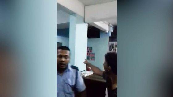 Brutalités policières alléguées à Terre-Rouge : un jeune homme porte plainte contre trois policiers