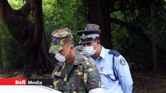 Le DCP Jhugroo : «4 158 personnes prises en contravention pour non-respect du couvre-feu sanitaire»