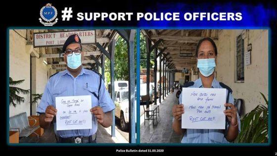 """""""Rez kot ou"""" : le message important de la police sur Facebook"""