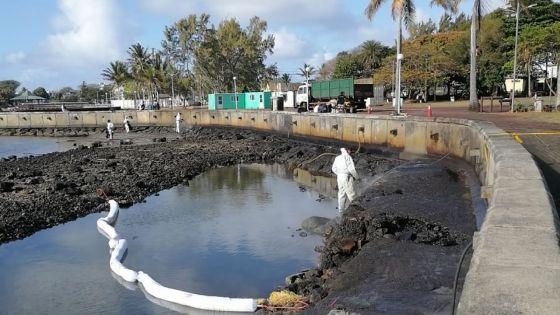 Naufrage du MV Wakashio : les déchets qui ne pourront pas être décontaminés seront acheminés vers la Grèce