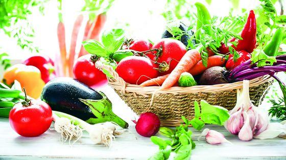 Légumes: haussede 10 % en un mois