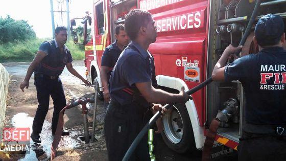 Covid-19 - Supermarchés : Les pompiers en renfort