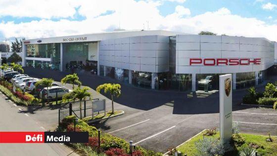 Achat d'une Porsche par Yogida Sawmynaden : le concessionnaire réagit