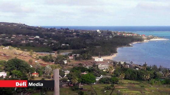 Tremblement de terre à 249 km de Rodrigues