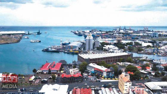 Deux zones de port franc seront déclarées à Riche-Terre