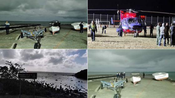 Le remorqueur SGD chavire à Poudre-d'Or : deux morts et deux disparus, suivez notre live