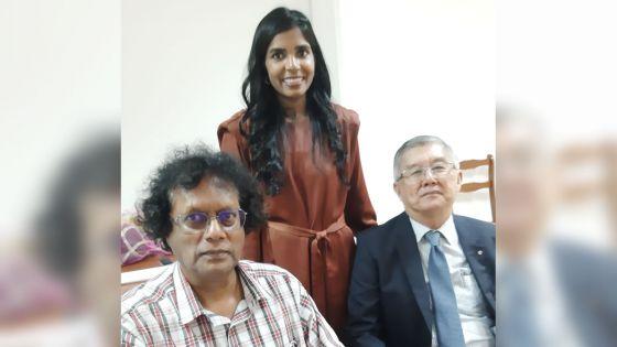 Pouvani Devi Cudian, auteure de«Miroir Miroir. Est-ce bien moi?» : «Il y a bien une certaine fiertéà se réclamer du QEC»