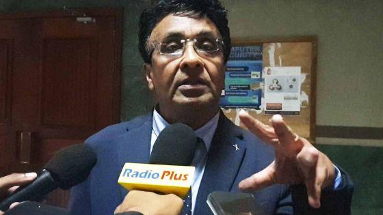 L'ancien avocat Prakash Boolell trouvé coupable d'escroquerie : voici sa réaction