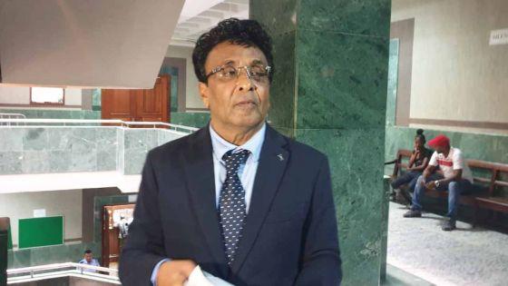 L'avouée de Prakash Boolellpas au courant du jugementcontre son client