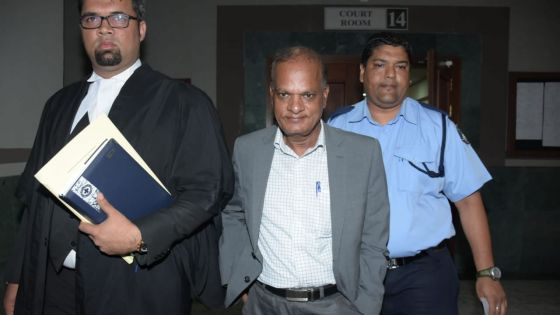 Prakash Maunthrooa après sa condamnation dans l'affaire Boskalis : «Mo maintenir ki mo pann fer nanie de mal»