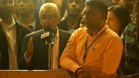 Pravind Jugnauth : «J'ai obtenu un mandat net et clair pour poursuivre le travail»