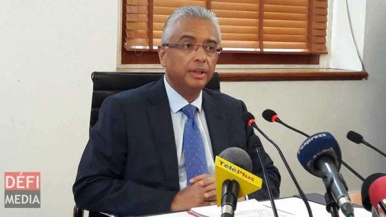 Sun Trust : Le Premier ministre, Pravind Jugnauth va s'exprimer sur la démission de Vishnu Lutchmeenaraidoo