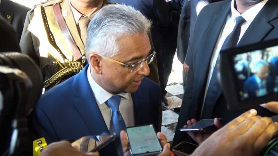 Le PM sur les critiques de Bérenger : «Mo krwar li pena memwar»