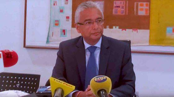 Pravind Jugnauth sur l'affaire MedPoint : «Nou atan»