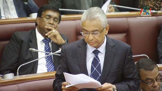 Projet de loi sur le financement des partis politiques : suivez les débats