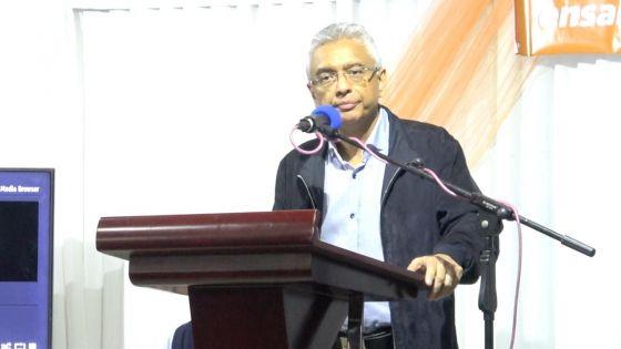 Rumeurs alliance MSM-MMM : «Bérenger pa lor mo radar ditou», soutient Pravind Jugnauth