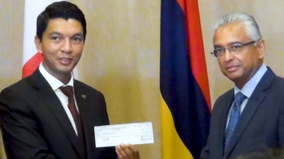 Maurice va aider Madagascar en faisant un don de 100 000 dollars américains pour endiguer l'épidémie de rougeole