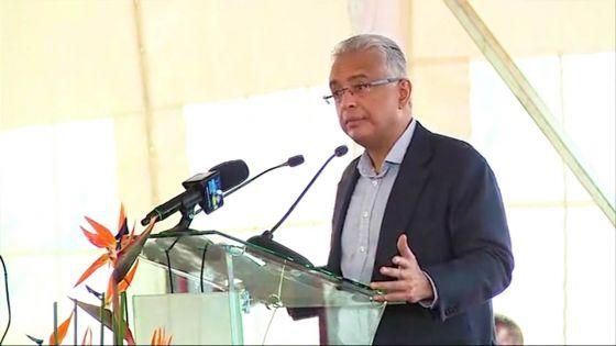 Pravind Jugnauth : « l'impact du coronavirus sur notre économie sera conséquent »