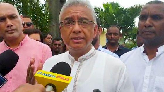 Ganga Talao : le PM recommande plus de précaution par rapport aux kanwars