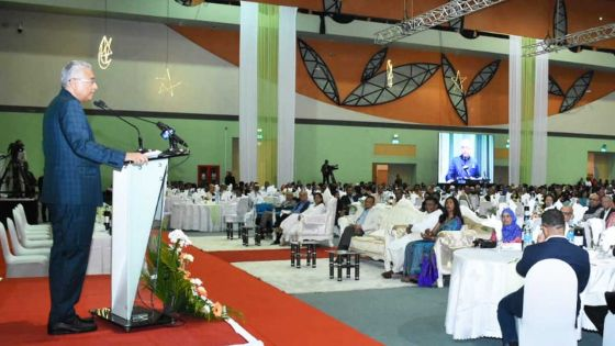 Pravind Jugnauth : « Une majorité de personnes veulent le bien-être de notre pays »