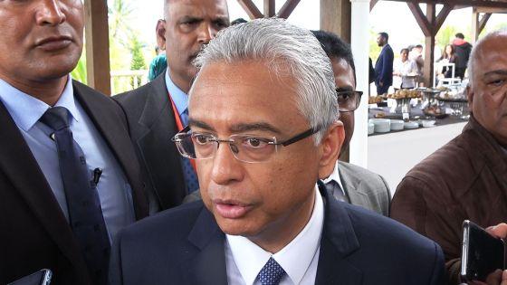 Saisie de 95 kg de cocaïne à Pailles : «le travail se fait », indique Pravind Jugnauth