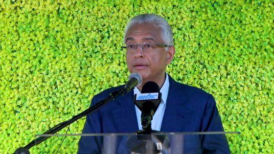 «Les arrivées touristiques sont les signes de confiance des touristes dans la destination mauricienne», dit le PM