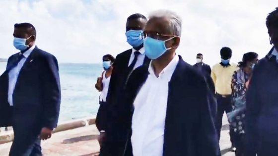 Drame en mer : deux morts et deux disparus, le PM à Roches-Noires ce matin