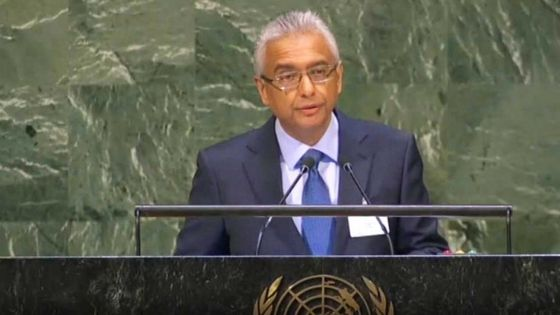Chagos - Le PM : «L'expulsion des habitants et l'excision du territoire comparable à un crime contre l'humanité»