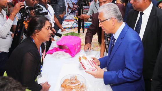 Pravind Jugnauth : «Les femmes peuvent compter sur moi»