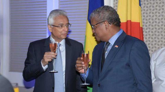 """Le PM : """"Nous comptons sur les Seychelles pour un siège de membre non-permanent au Conseil de Sécurité des Nations Unies"""""""