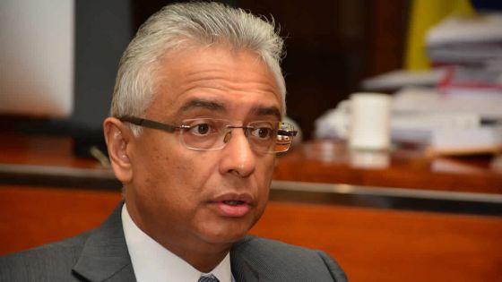 «Rs 67,7 milliards pour l'achat d'appareils de traitement des maladies chroniques», indique le PM
