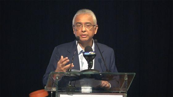 Emploi : Pravind Jugnauth encourage les jeunes à lancer des start-ups