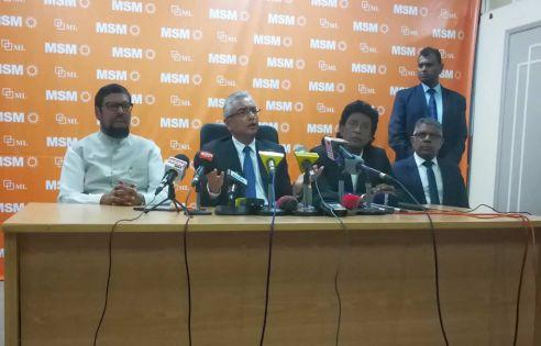 Pravind Jugnauth : «Il y aura une élection partielle et nous alignerons un candidat»