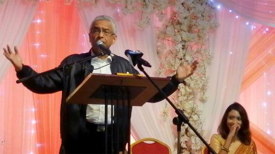 Au no 11 : Pravind Jugnauth parle des «comprimés précieux»