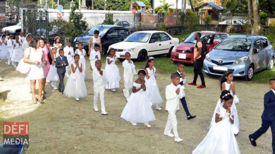 Diocèse de Port-Louis : pas de première communion mais les confirmations maintenues en 2020