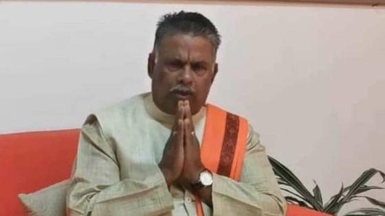 Décès du «Chief Priest» de la Mauritius Marathi Mandali Federation
