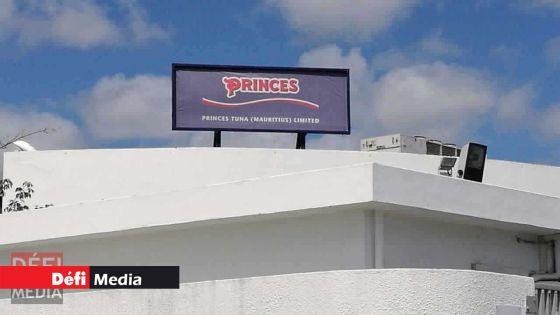 Princes Tuna : 25 membres du personnel positifs à la Covid-19