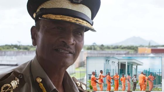 «Inside the World's Toughest Prisons» : Appadoo dit avoir reçu les félicitations du directeur de la prison brésilienne