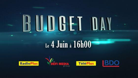 Suivez le Budget Day sur Radio Plus et sur les plateformes digitales du Défi Media Group ce jeudi 4 juin