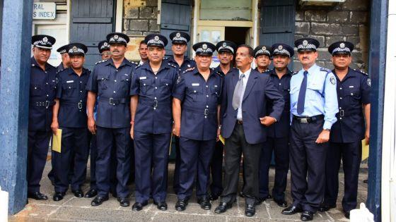 Force policière Promotion «provisoire» pour 46 officiers