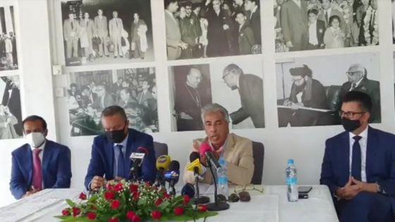 Suspendu de la séance parlementaire : «Nou pena swa, nou bizin met enn kes divan lakour siprem», dit Boolell