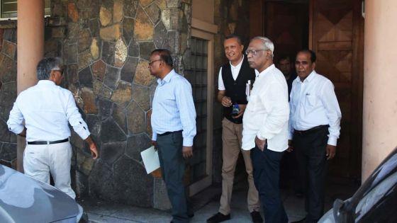 «L'Alliance Nationale a déjà finalisé la liste de ses 60 candidats nou kapav dir» selon Patrick Assirvaden