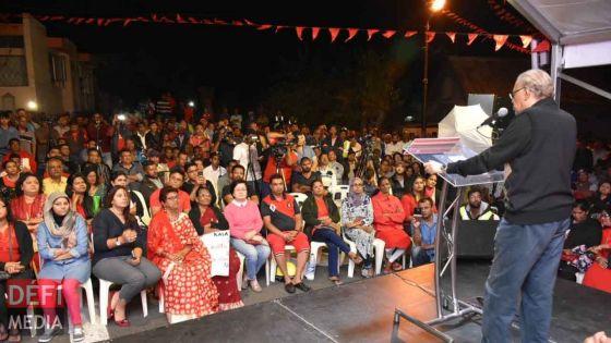 1er mai : les travaillistes fêteront le 1er mai à Port-Louis