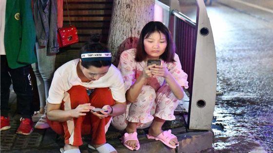 Séisme en Chine: au moins 12 morts et 134 blessés
