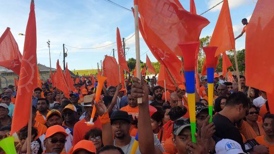 Avant les résultats définitifs au no 8 : «Le peuple a voté pour la continuité», dit Yogida Sawminaden