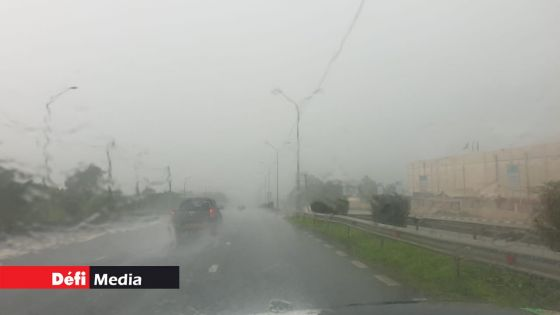 Météo : les pluies intermittentes persisteront jusqu'à demain matin