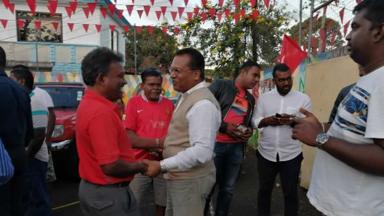 Raj Penthiah démissionne du PTr et sera candidat indépendant au no 7