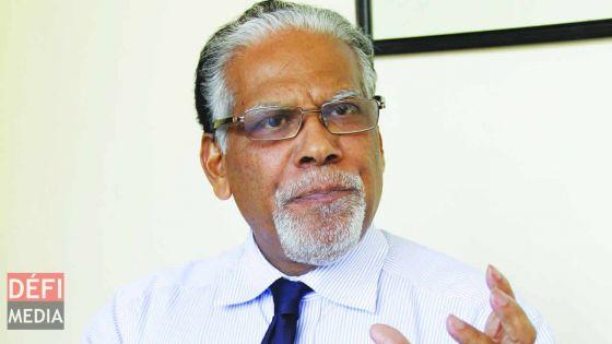 Raj Makoond préside le comité du Covid-19 Fund